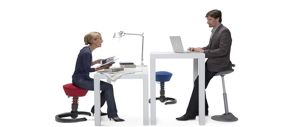 Swopper Parce Que La Chaise De Bureau Ergonomique S Adapte