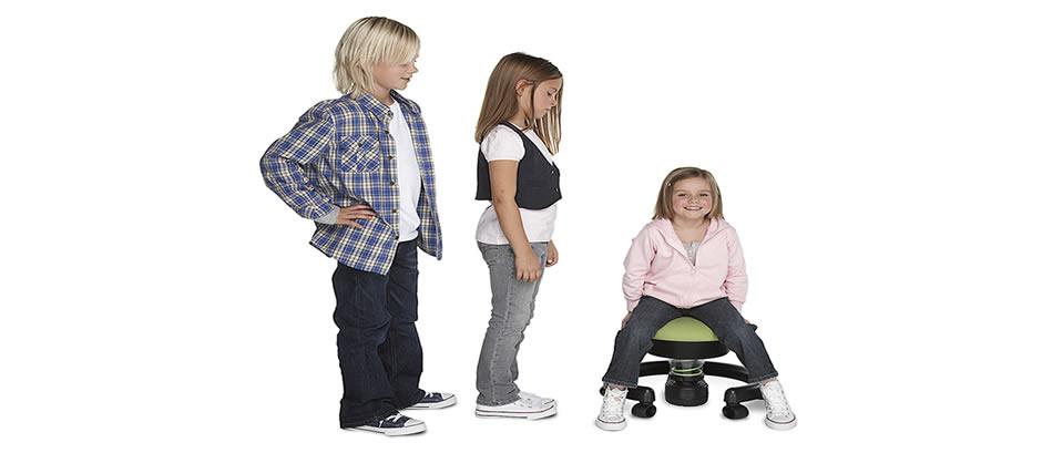 le mal de dos des enfants le bienfait de l 39 assise en mouvement. Black Bedroom Furniture Sets. Home Design Ideas