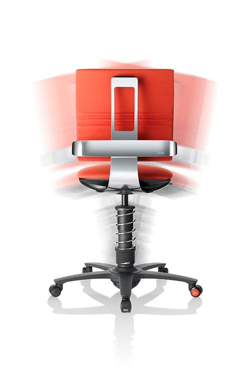 Si ge ergonomique 3 dee d 39 a ris for Chaise de travail ergonomique
