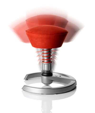 Swopper work la chaise de bureau ergonomique et dynamique for Chaise ballon ergonomique