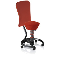Chaise ergonomique swopper CLASSIC SWOP01RS SWLDYARB01