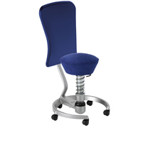 Chaise ergonomique swopper WORK SWOPWK06TSB06