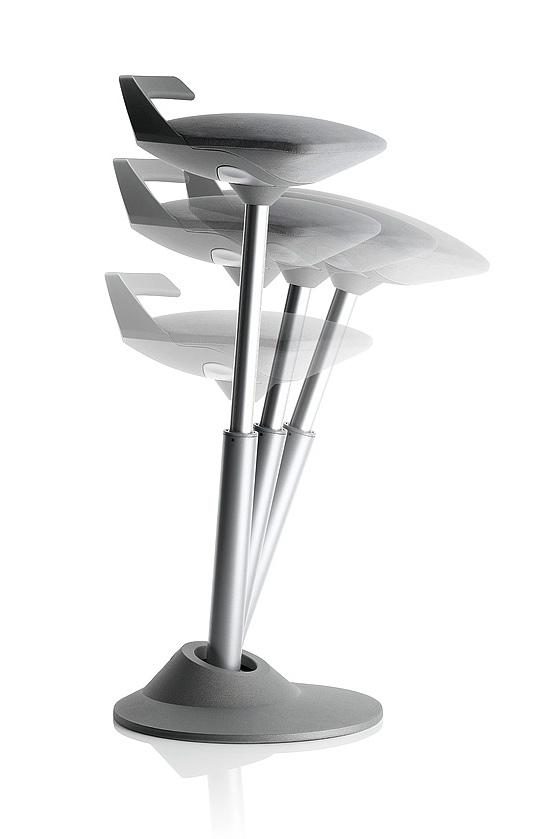 Muvman un tabouret assis debout pas comme les autres for Chaise ergonomique assis genoux